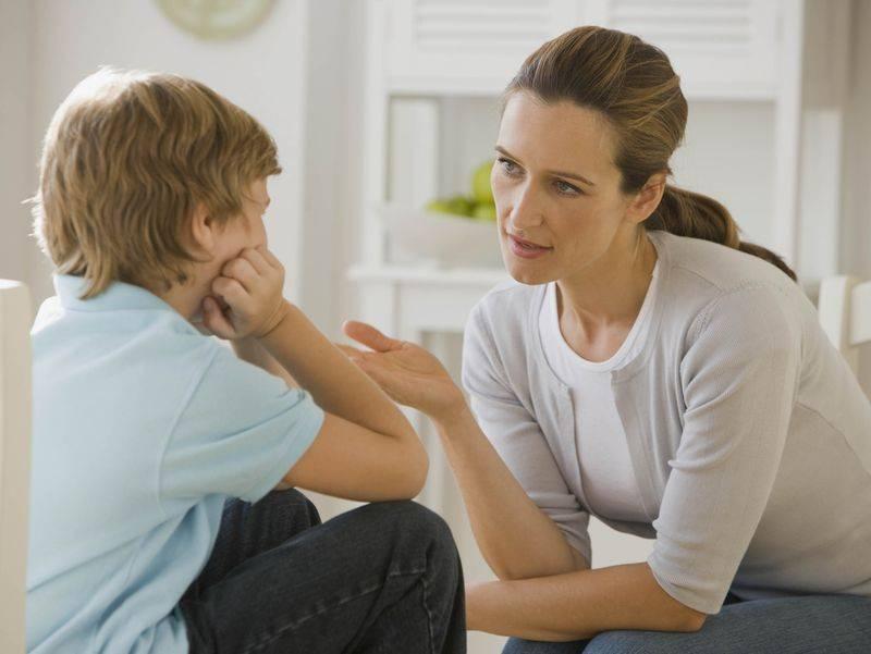 Как сдержаться и не накричать на ребёнка