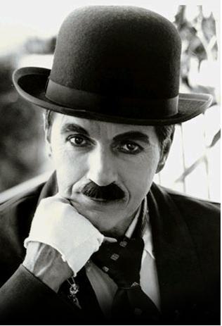 """Чарли Чаплин """"Когда я полюбил себя"""""""