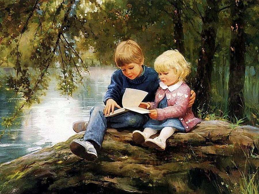 Список детской литературы по возрастам