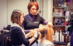 Профессия парикмахера